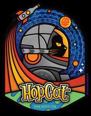 HopCat's new logo