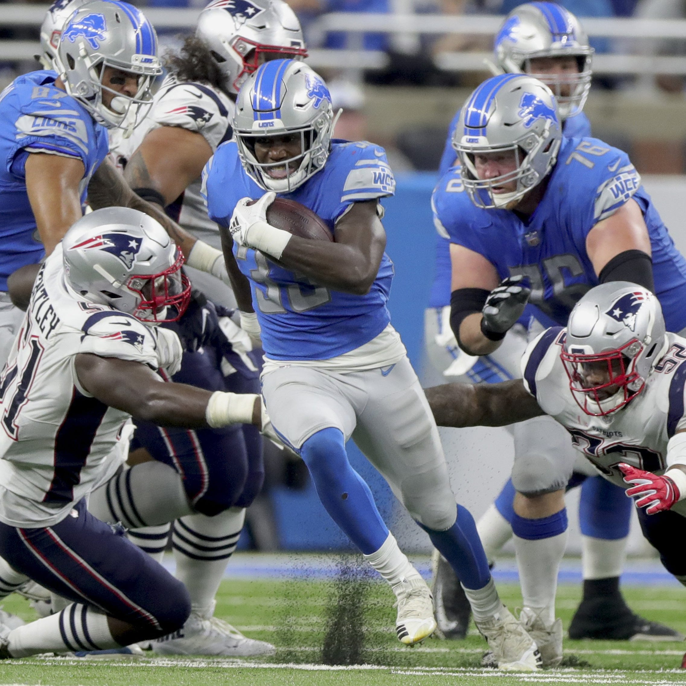 Detroit Lions' schedule comes out Wednesday: What you need to know