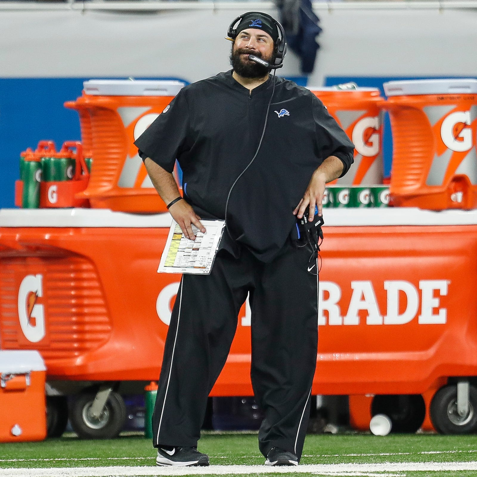 Detroit Lions' Matt Patricia: Not winning Super Bowl 'grinds on me'