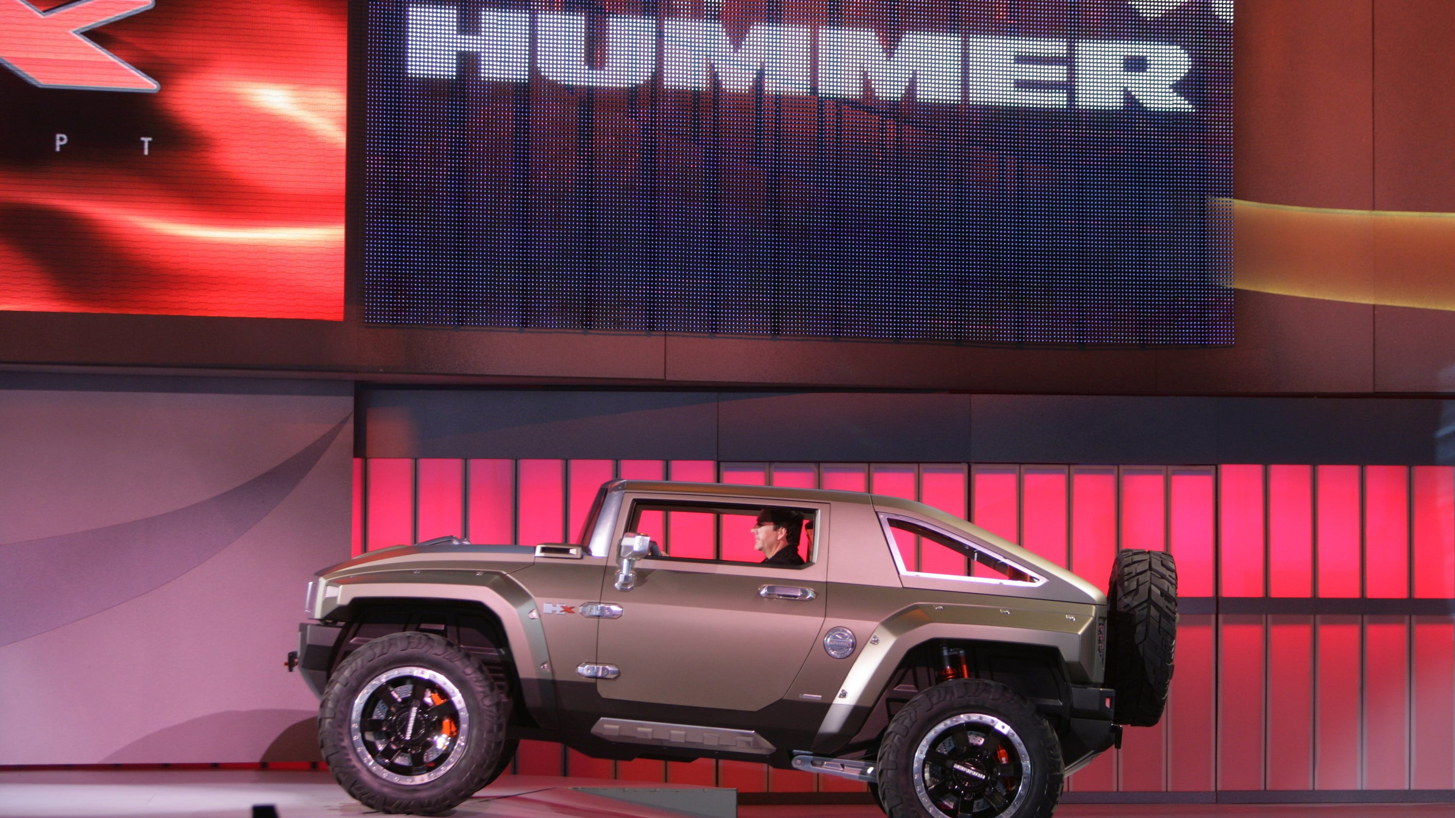Hummer back as GMC electric pickup, starting with LeBron ...