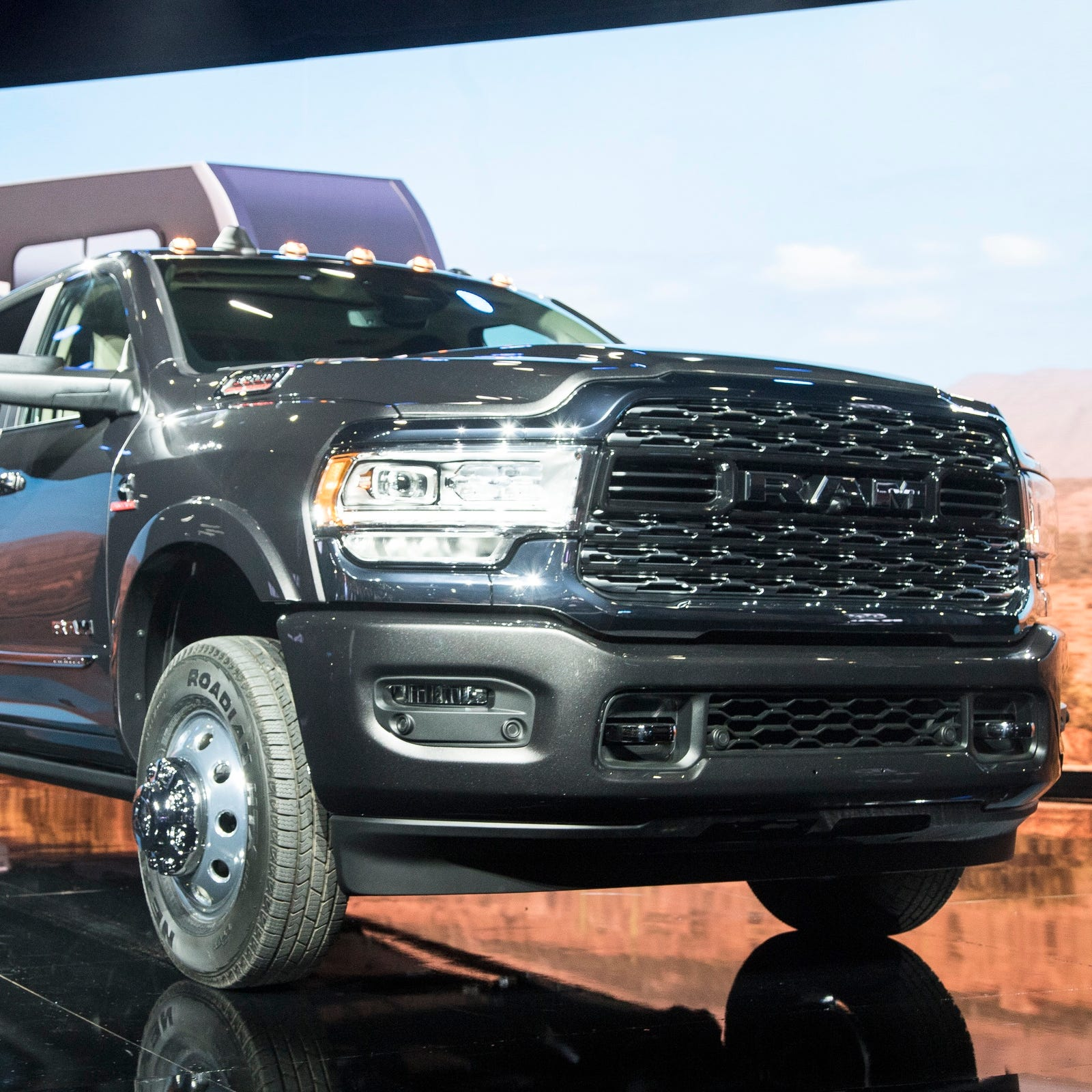2019 Ram Heavy Duty pickups priced from $33,395 -- up to more than $67,000