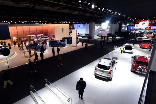 An aid package being considered by Michigan lawmakers contains $1 million for the North American International Auto Show, among other targets that are tangential to COVID-19 relief.