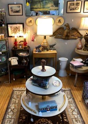 Odd Fellows Antiques sale.