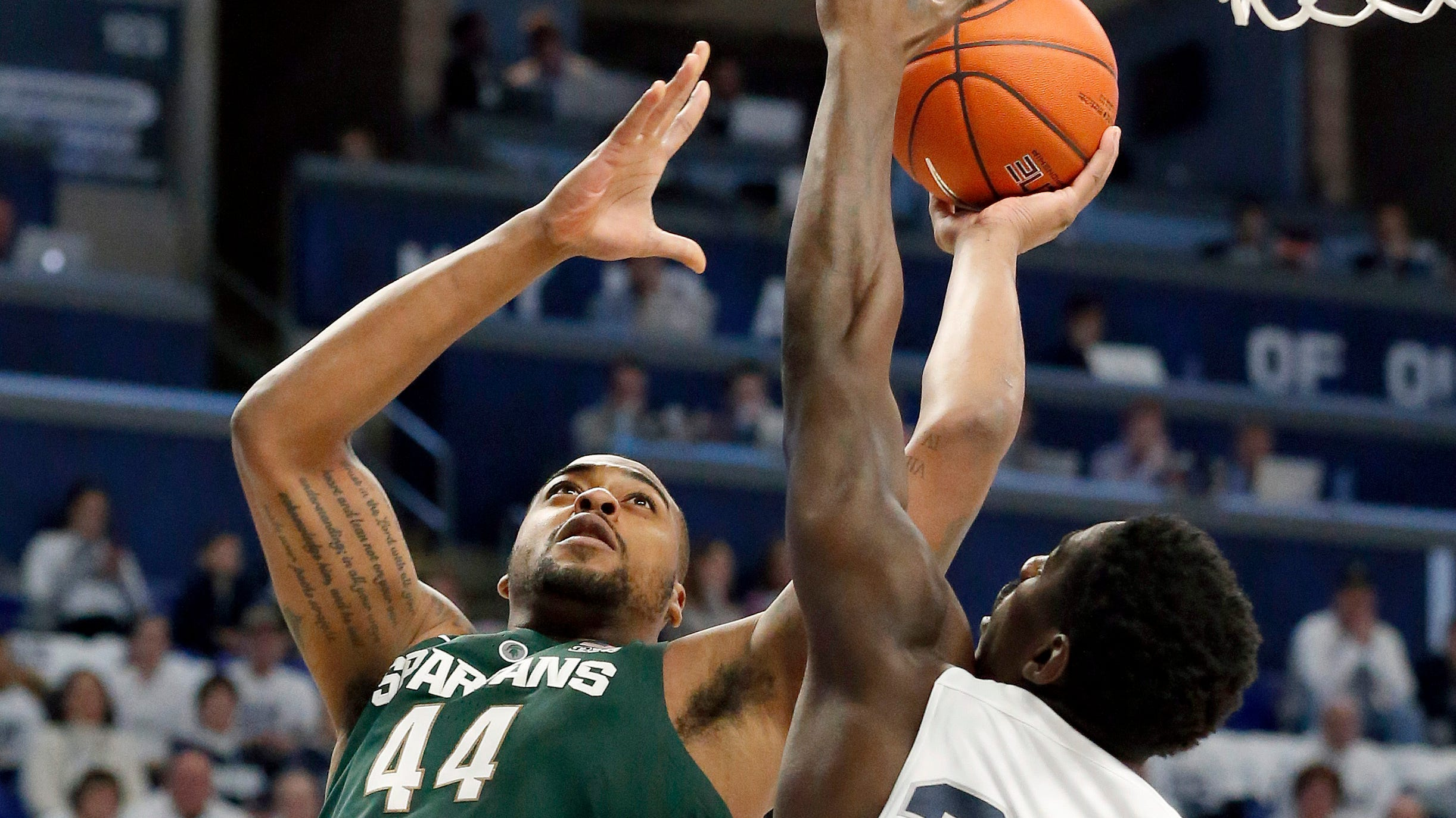 Spartans on Cornhuskers: 'Can't sleep on any team'