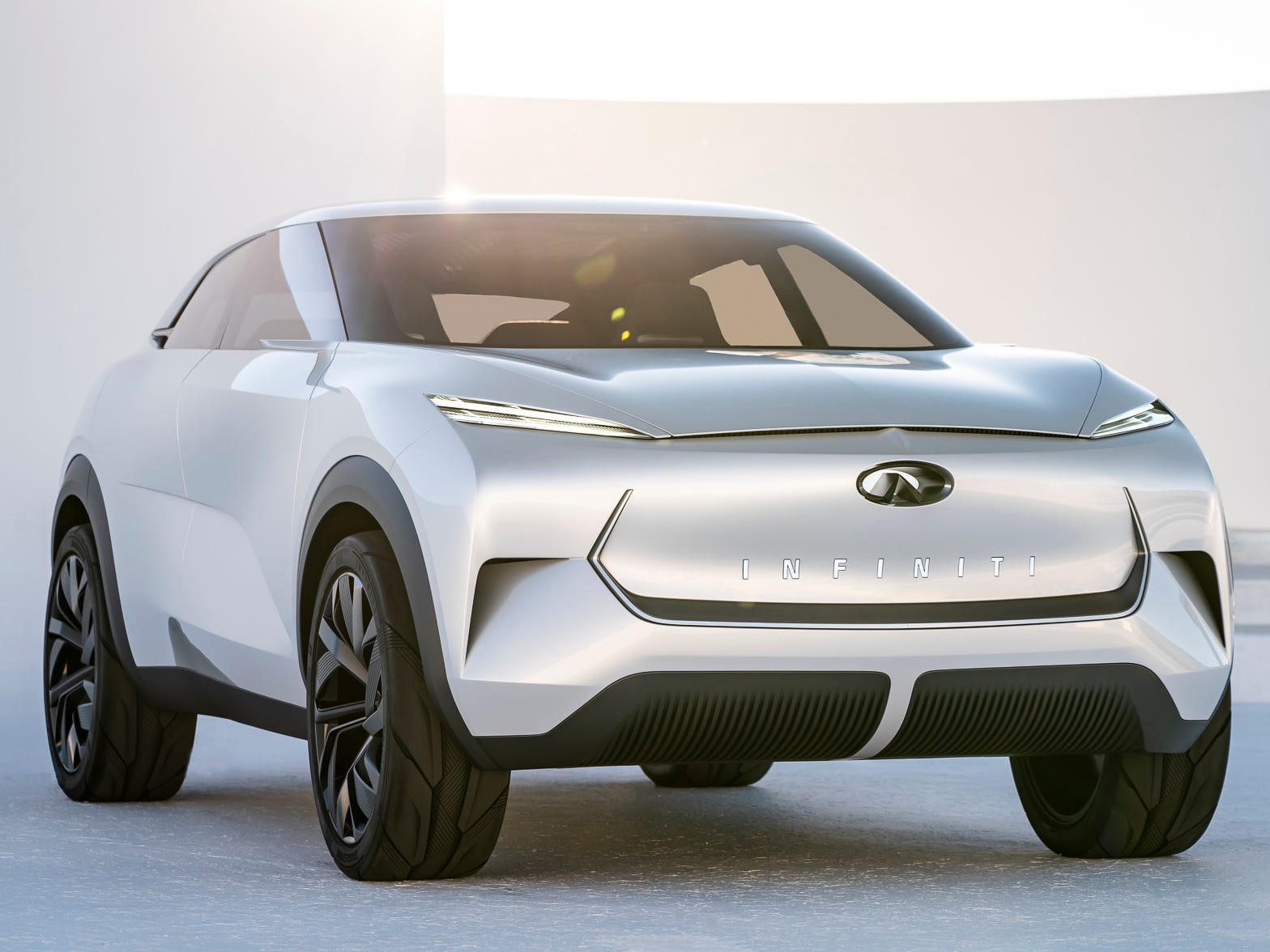 As a company with technological and powertrain innovation at its core, electrification is a natural next step for Infiniti.