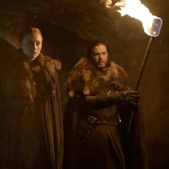 HBO announces 'Game of Thrones' return