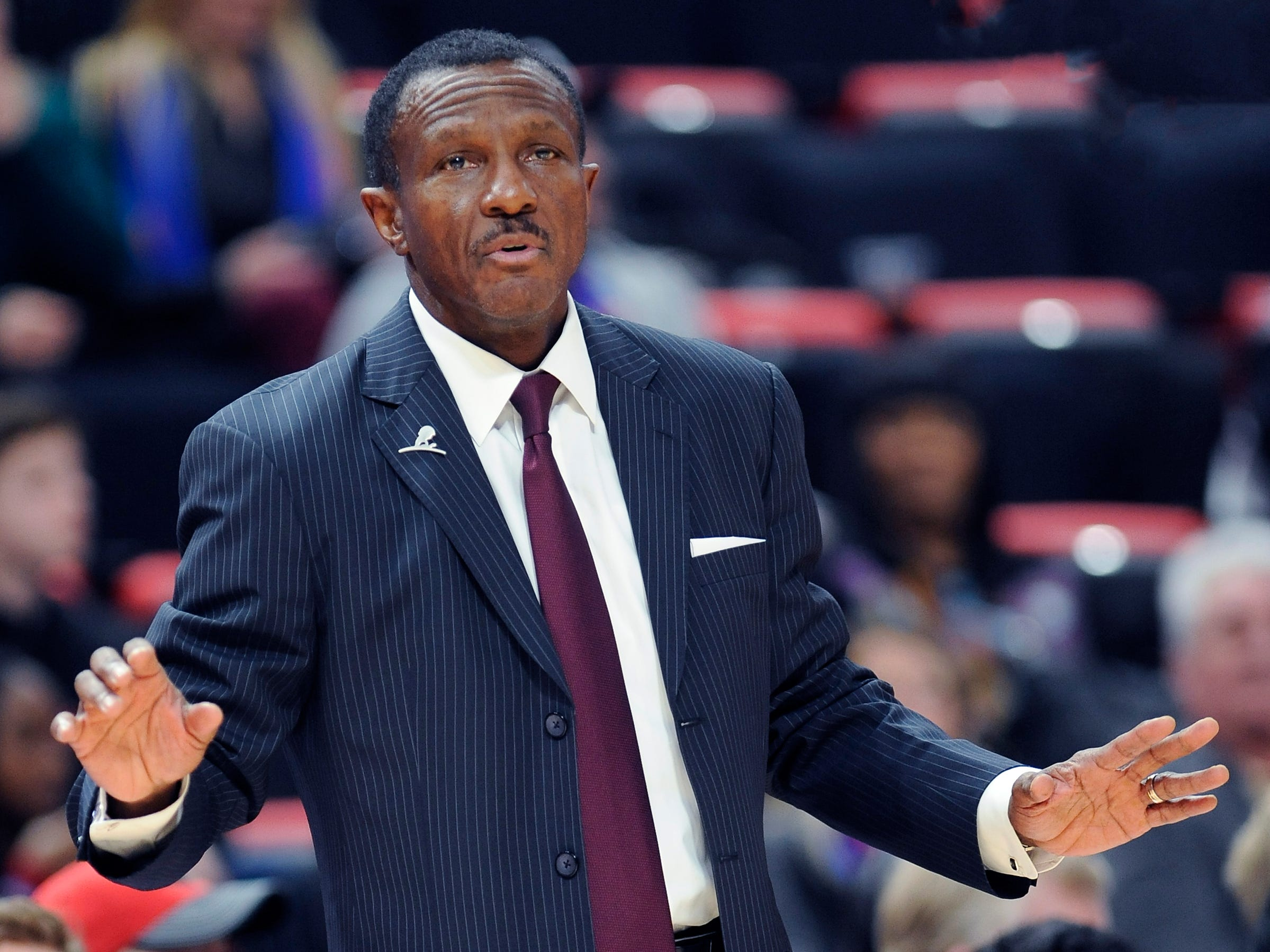COACHING -- In his first season, Dwane Casey has done well to establish a new culture and identity and to bring more accountability in making players compete for and earn their minutes. The offense hasn't caught on as quickly as he'd like because shots haven't been falling, but the philosophy of finding open shots has worked well. He's created good relationships with his players and they believe in what he's creating.  Grade: B