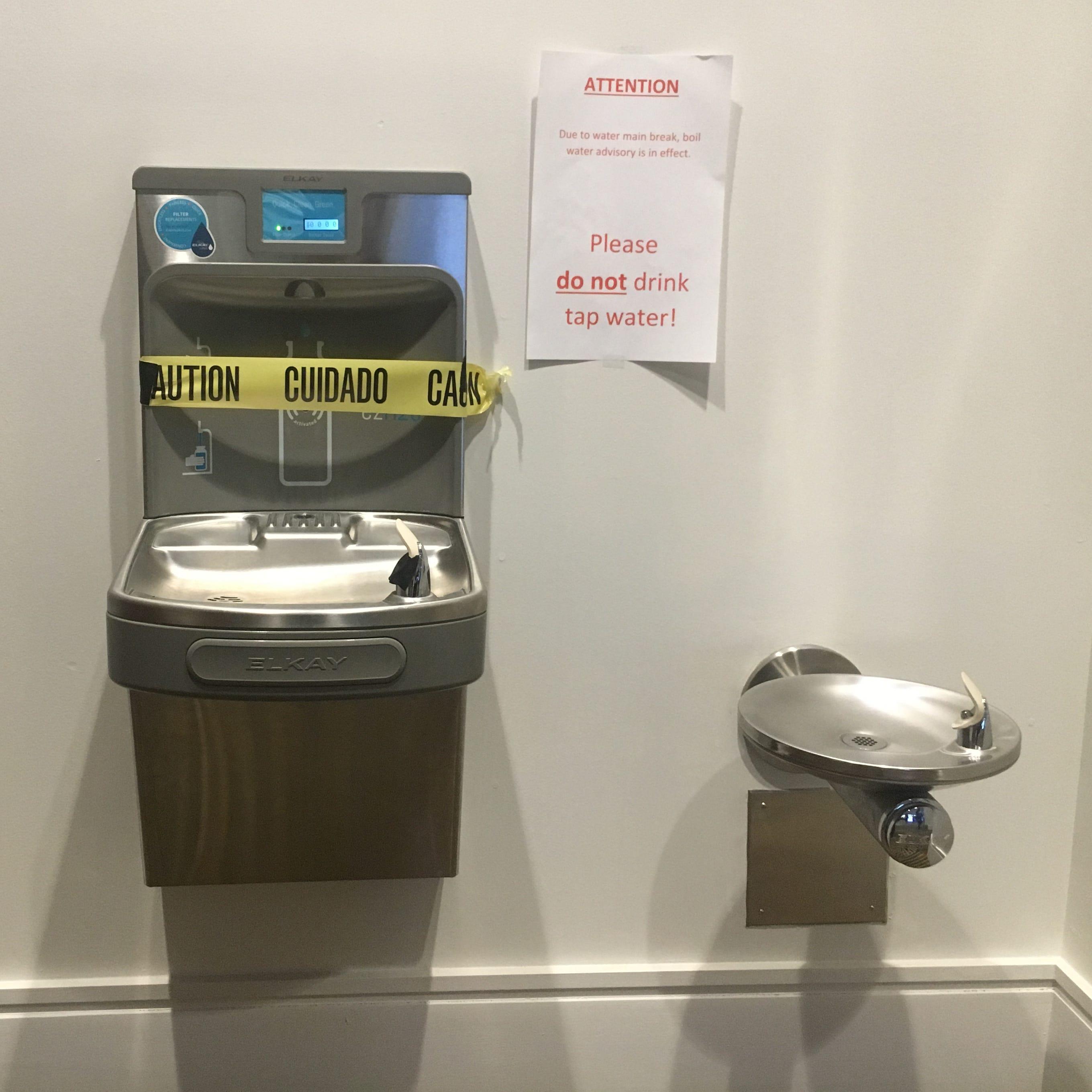 Downtown Detroit boil water alert lifted