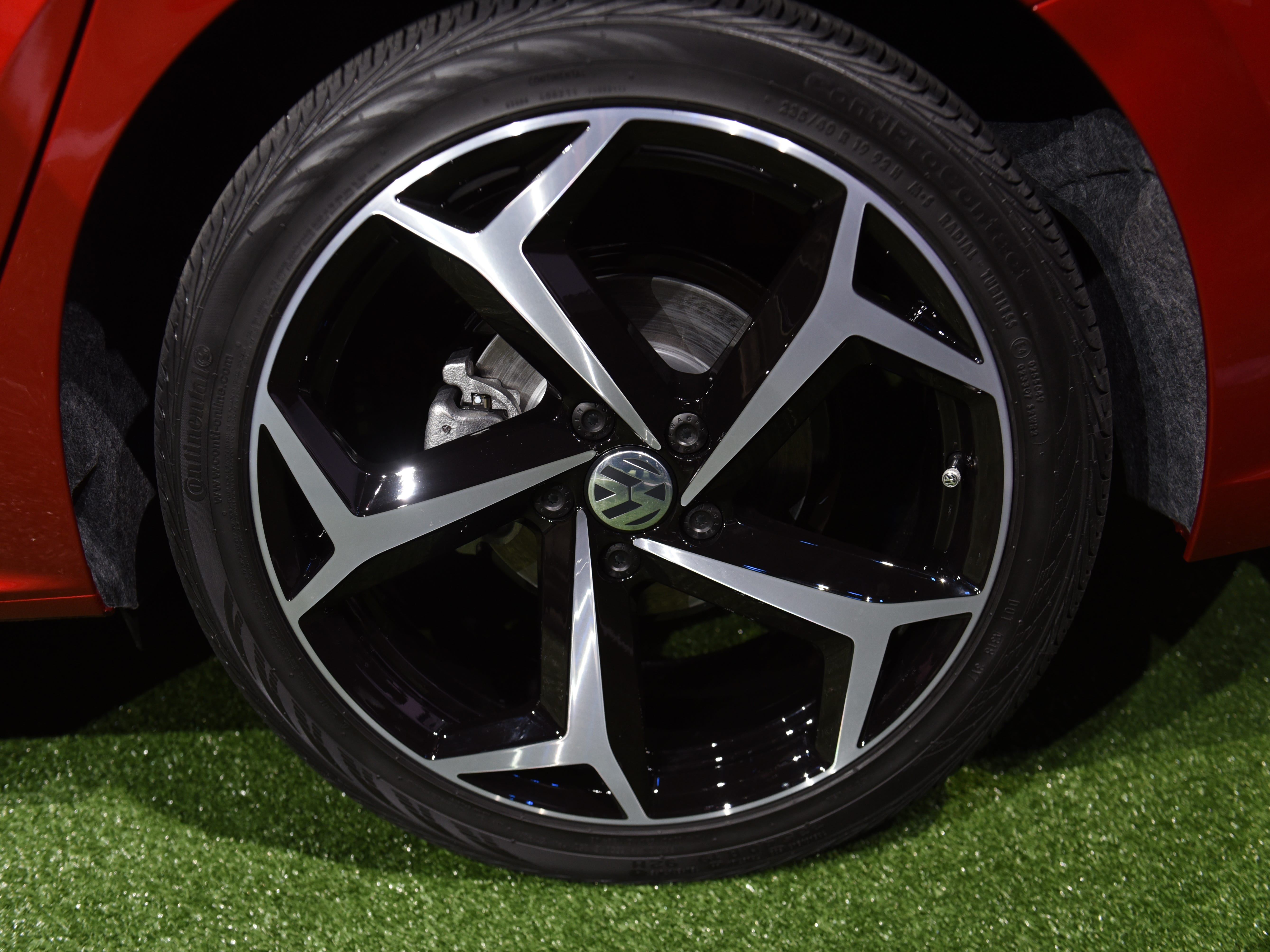 Seventeen-inch wheels come standard, though 18- and 19-inch wheels are also available.