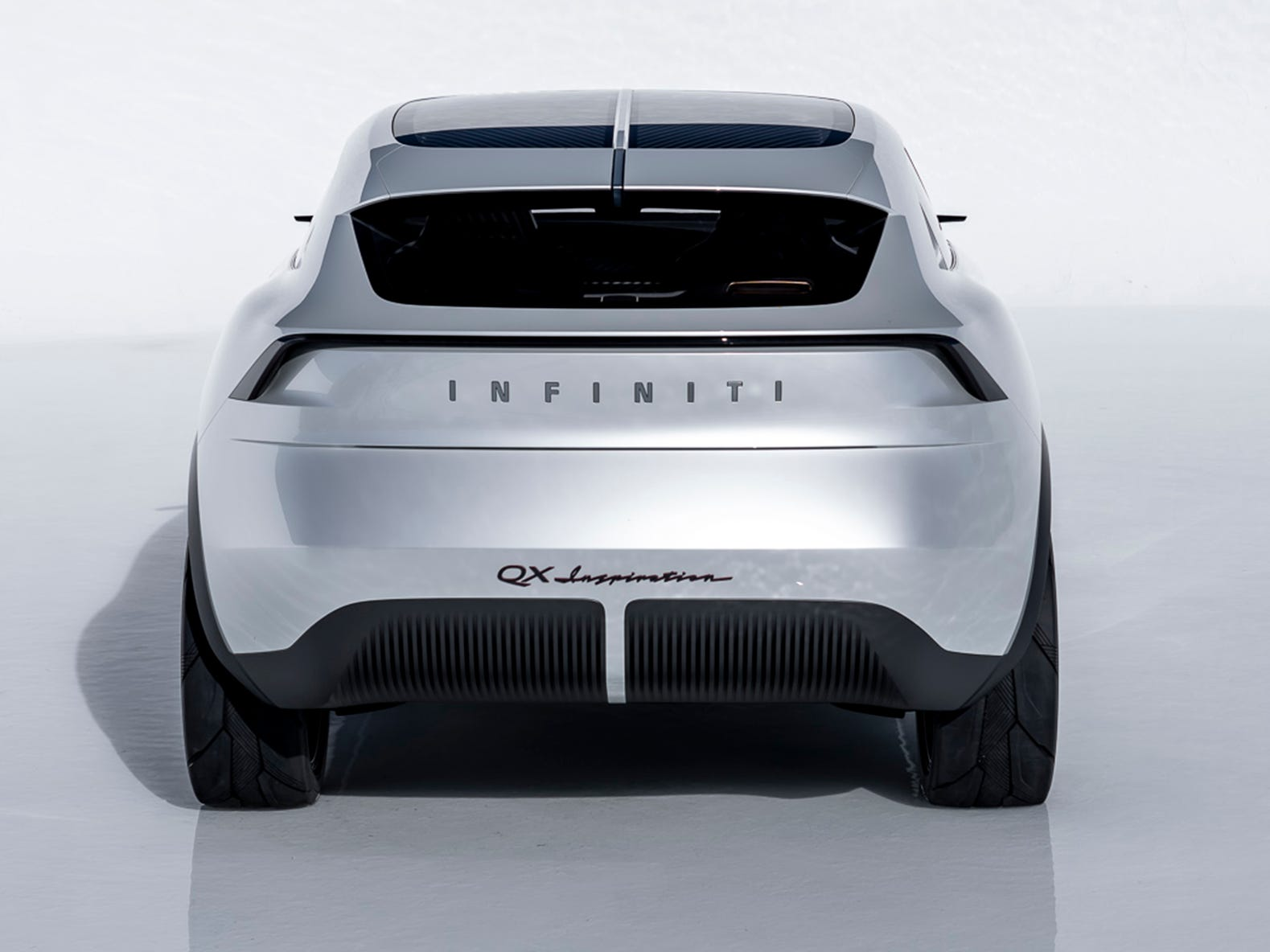 Infiniti's QX Inspiration Concept
