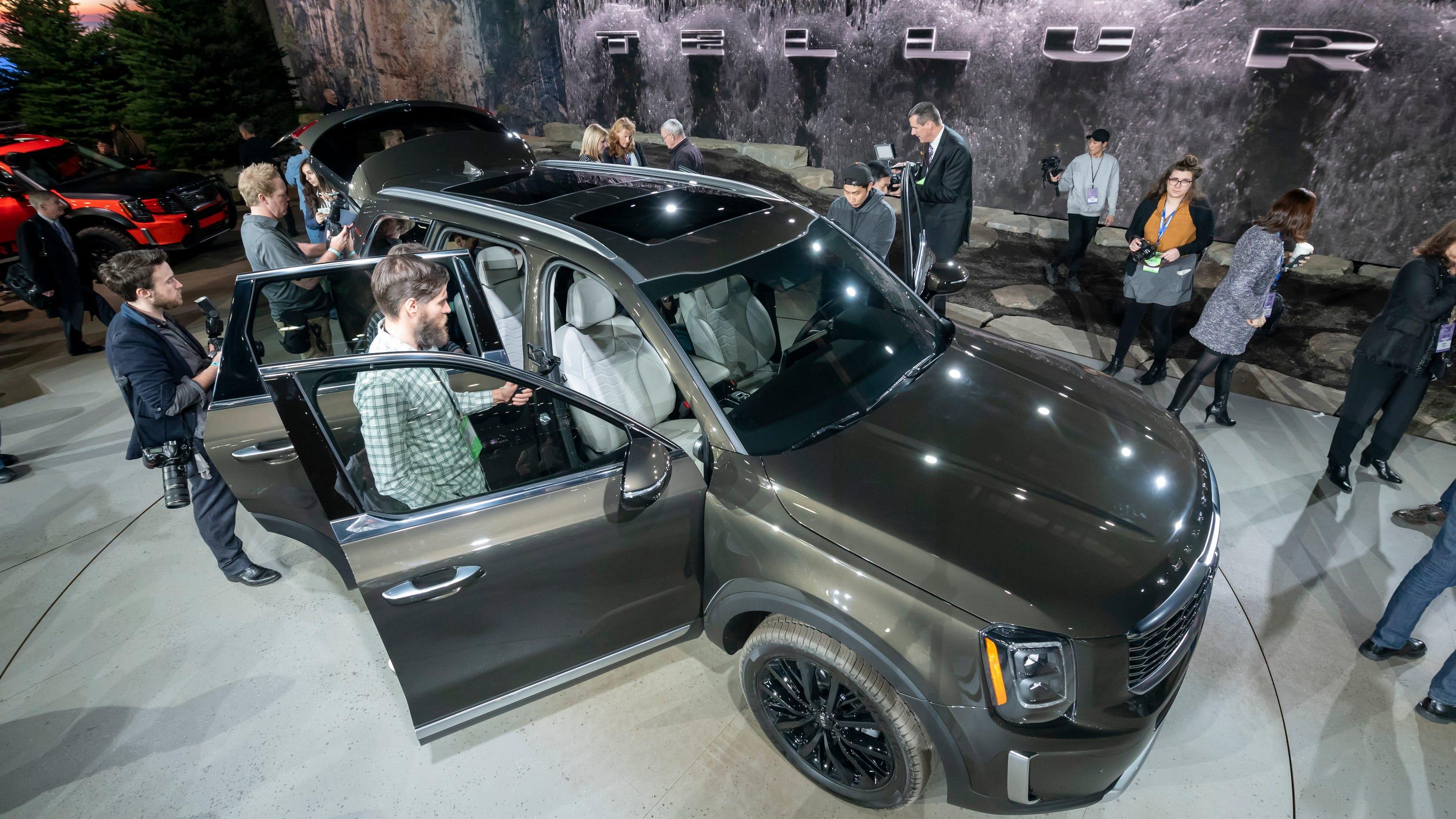 Kia Bill Pay >> Kia Telluride joins the big, boxy SUV race