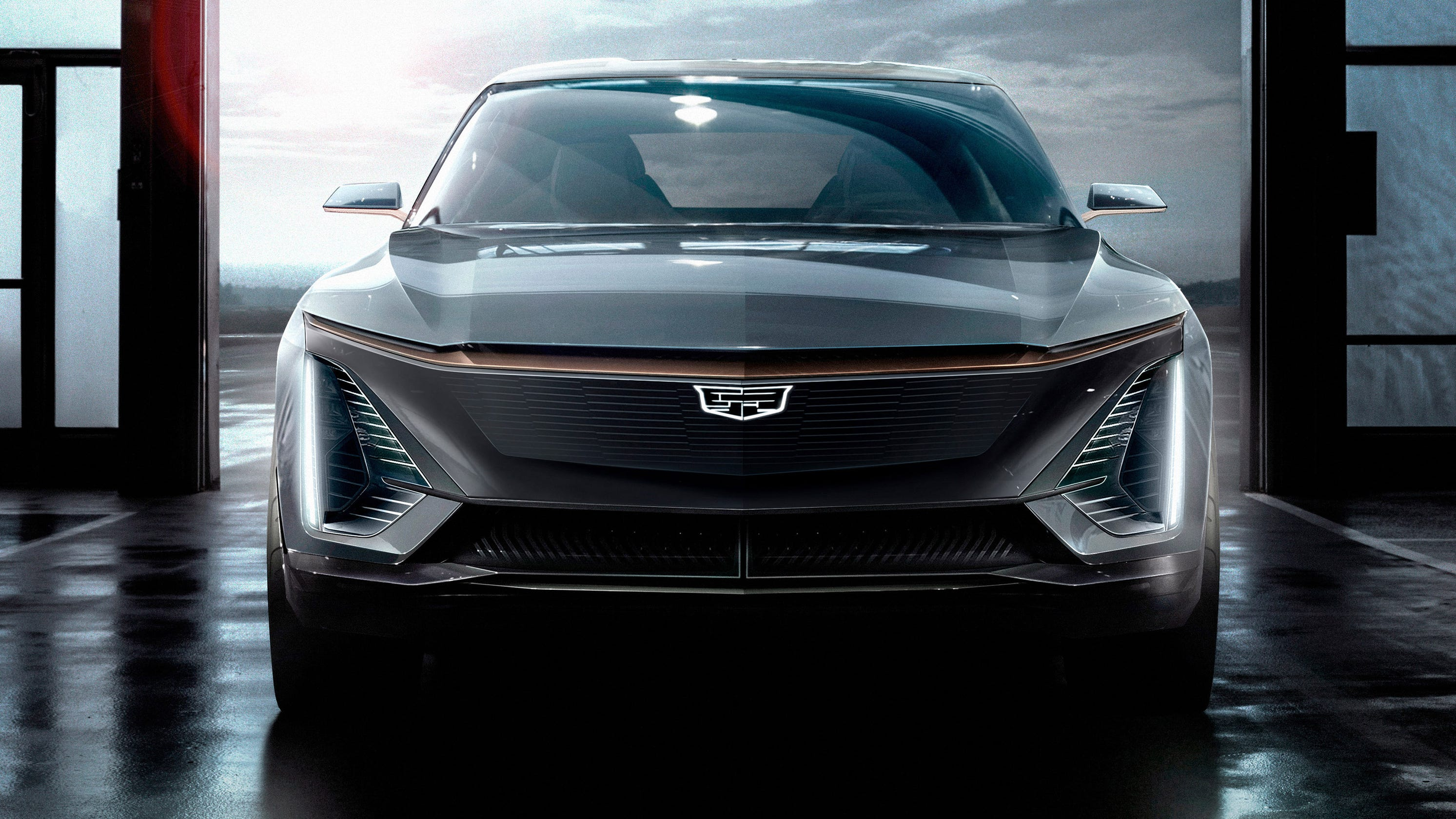 Cadillac Shows New Ev As Brand Looks To Future