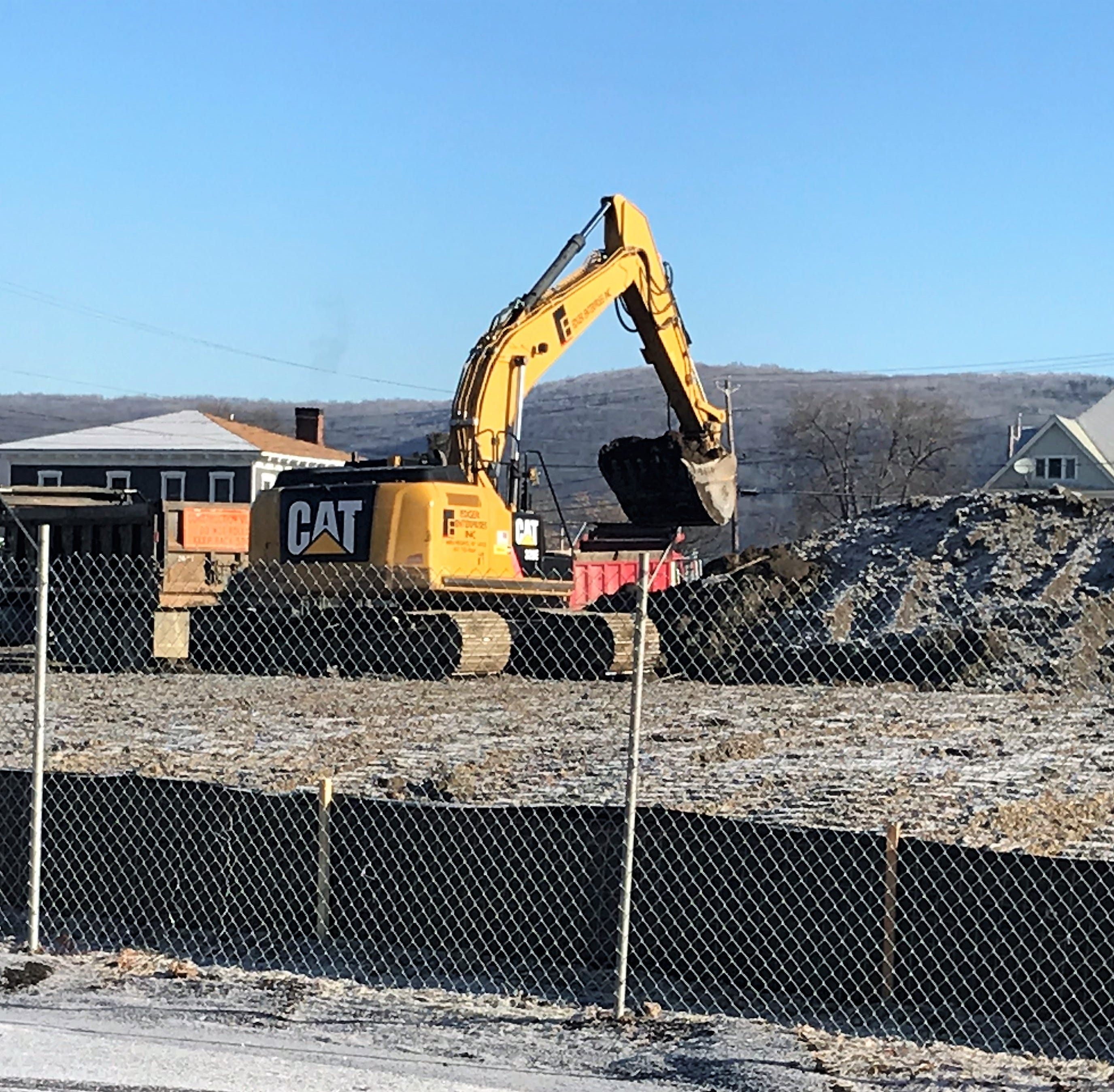 Construction underway on new Elmira medical school