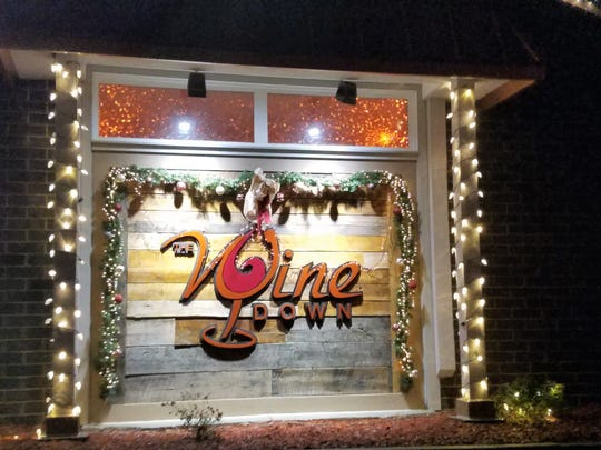 The Wine Down is located on Ruffian Lane off Highway 66 in Newburgh.