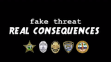 The Lee County school district and local law enforcement have launched a campaign to deter fake threats of school violence.