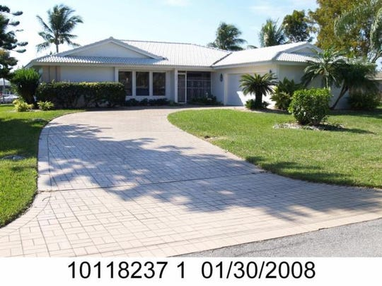 This home at 1522 SW 58th St., Cape Coral, recently sold for $710,000.