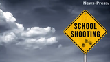 Some schools are marking off 'safe zones' in classrooms. The areas are where students should go in case of shooting.
