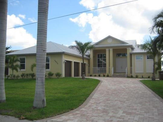 This home at 5635 Riverside Drive, Cape Coral, recently sold for $1.385 million.