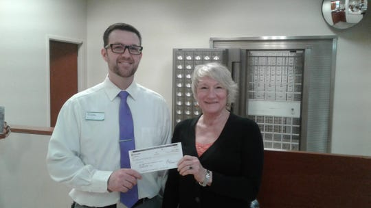 Associated Bank has awarded a $5,000 grant to Money Management Counselors FISC CCCS, a local credit and budget counseling service.