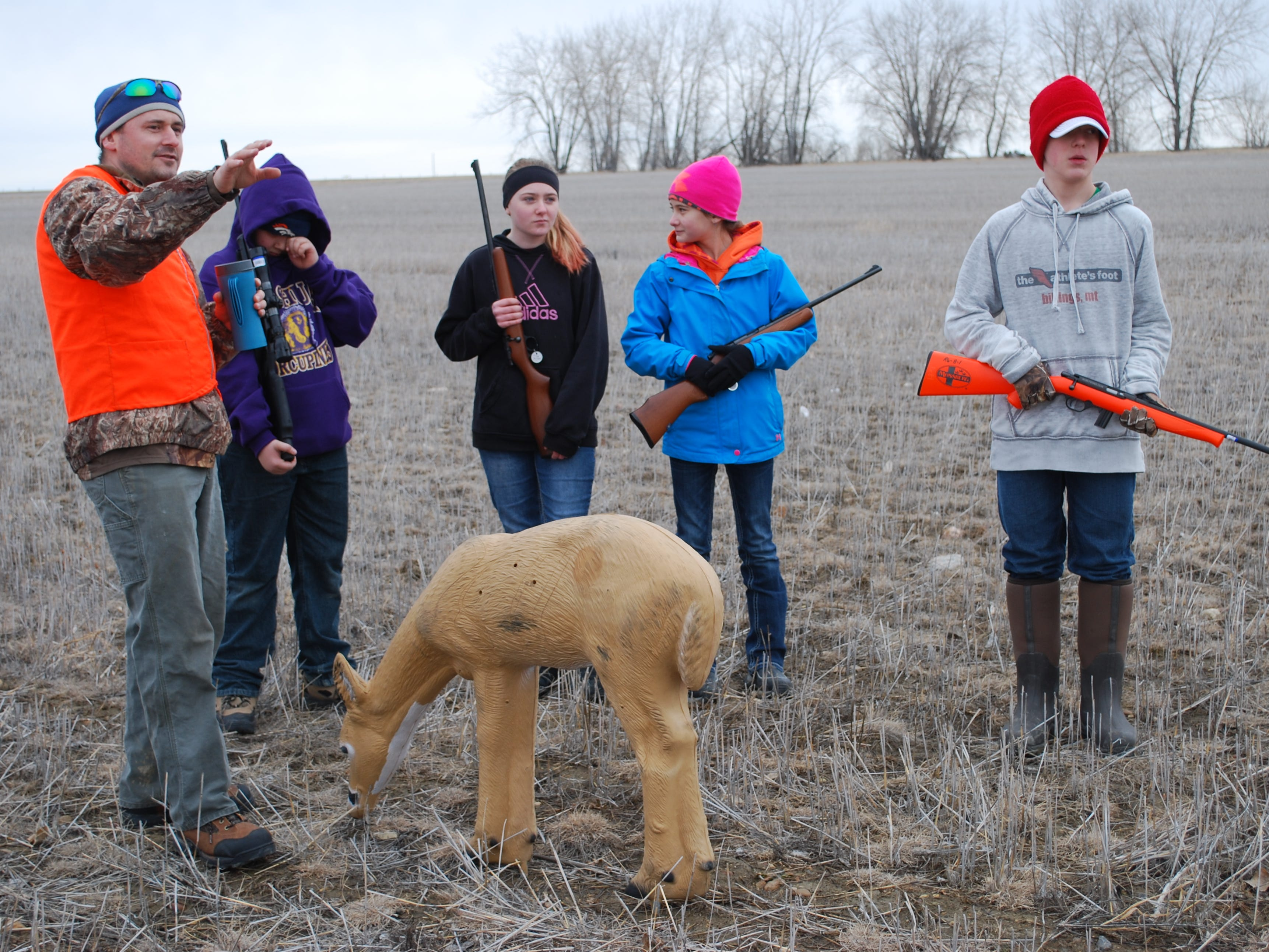 Outdoors briefs: Register now for hunter education courses