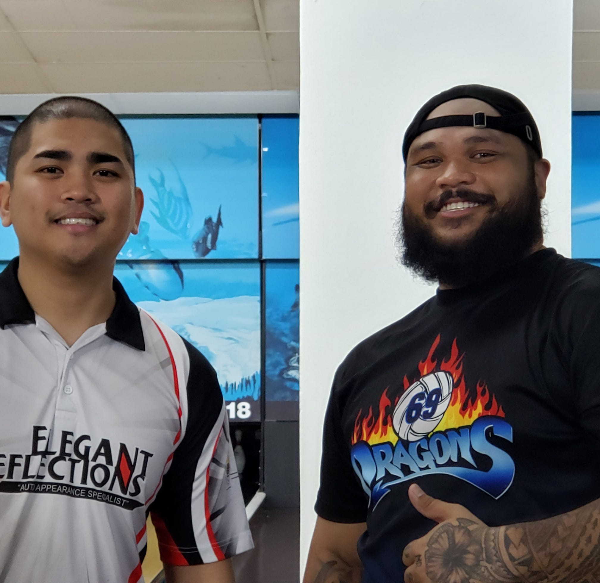 R.J. Santos takes first title of the year in Pin Point Guam King of the Lanes