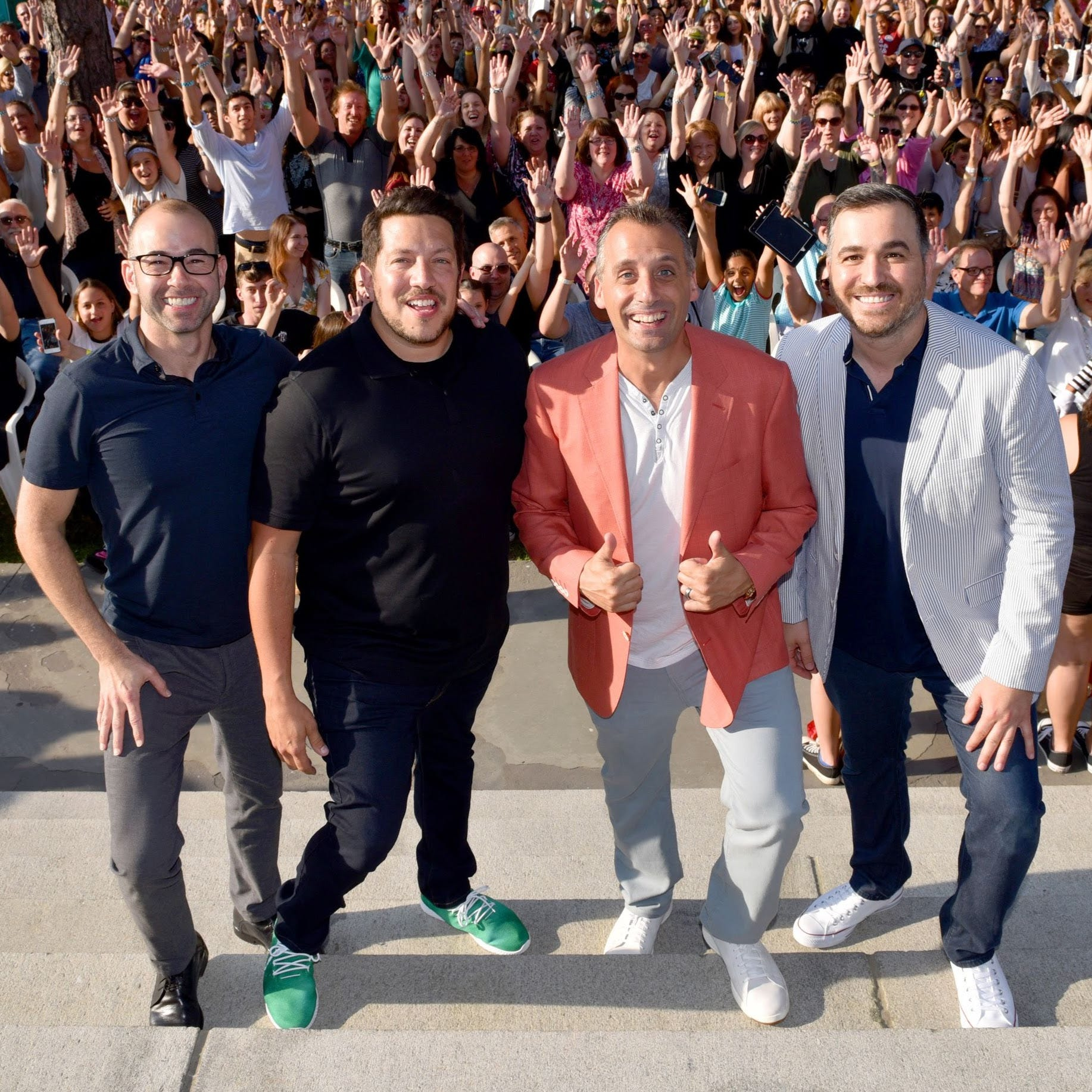 'Impractical Jokers' cast joins summer lineup at Ruoff Home Mortgage Music Center