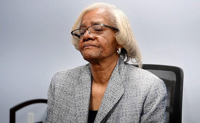 Christine Burns, 71, witnessed the shooting of Dr. Martin Luther King, Jr., in Memphis on April 4, 1968.