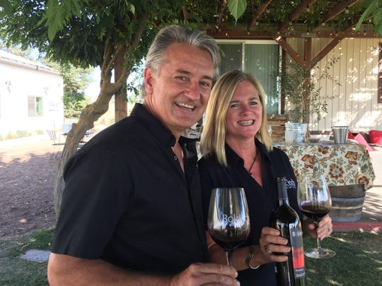 Markus and Liz Bokisch own Bokisch Vineyards in Lodi, California. Specializing in Spanish wines, their winery offers nine different varieties, most sourced from their own vineyards.