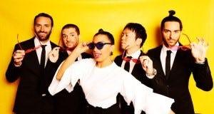Grammy-winning Banda Magda brings its multi-cultural music to Carnahan Hall on Feb. 1.
