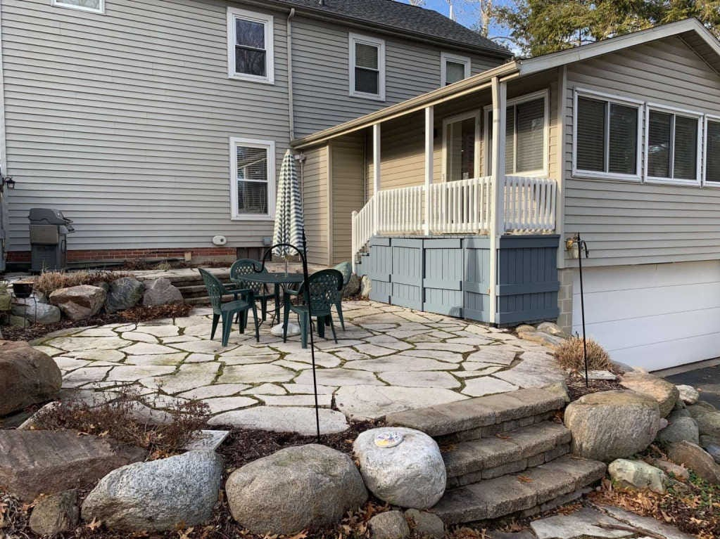 At $439,900 this West Lafayette home offers quiet neighborhood living while just a stone's throw away from Ross Ade Stadium.
