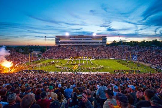 Purdue's Ross-Ade Stadium