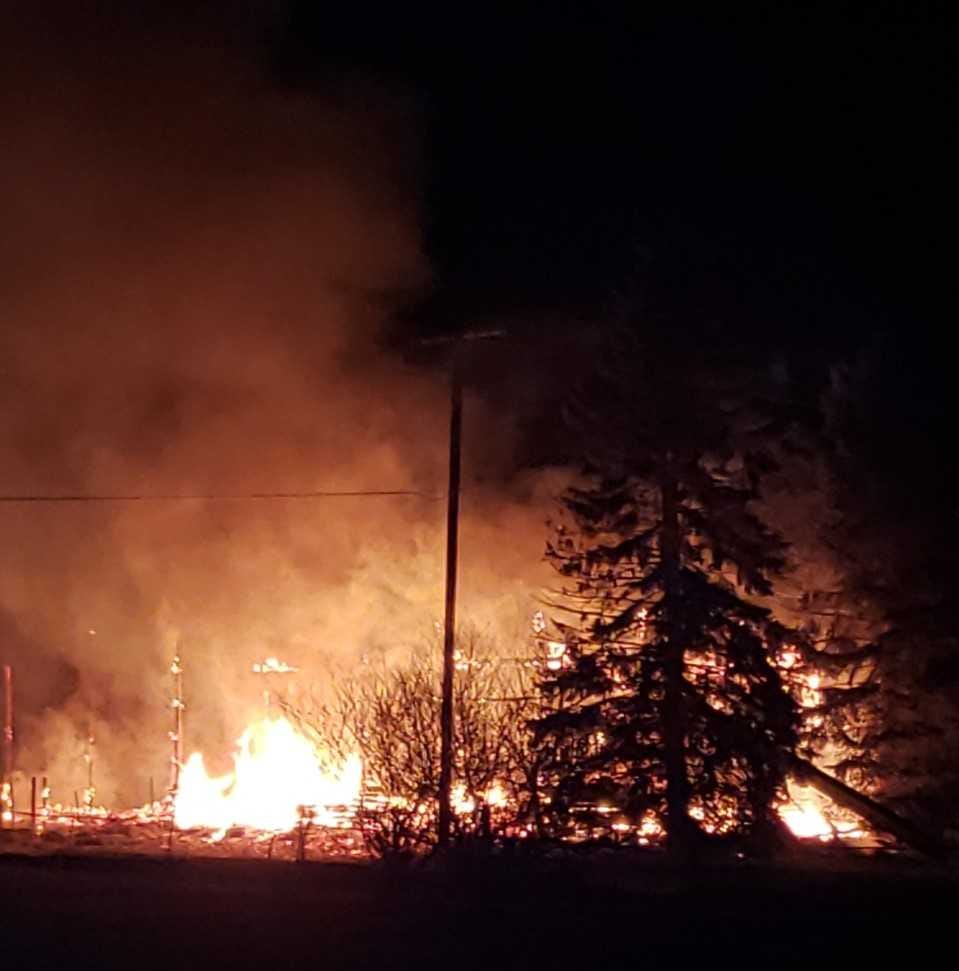 7 horses die in Putnam Township fire