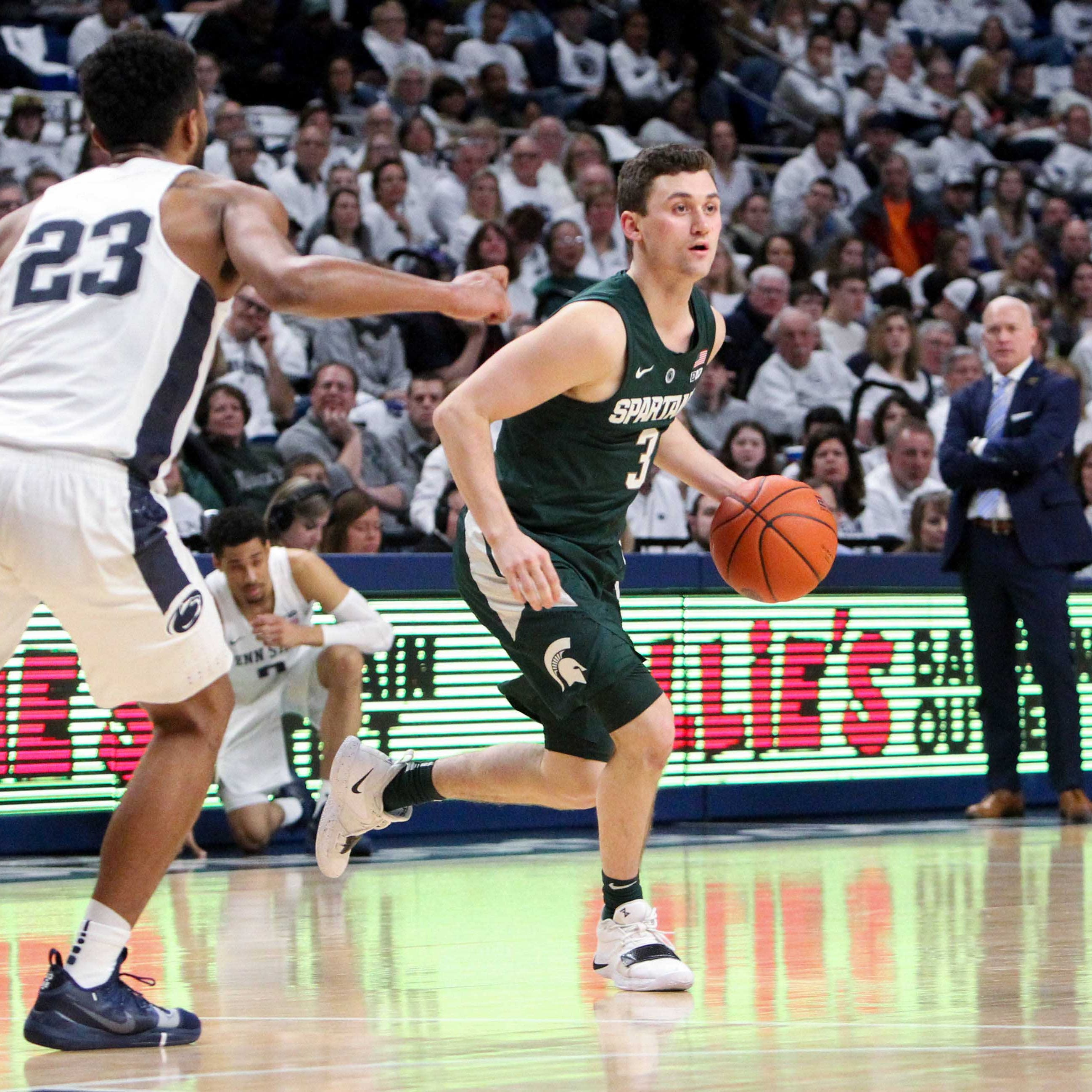 Couch: Michigan State's freshmen find themselves immersed in an ideal situation