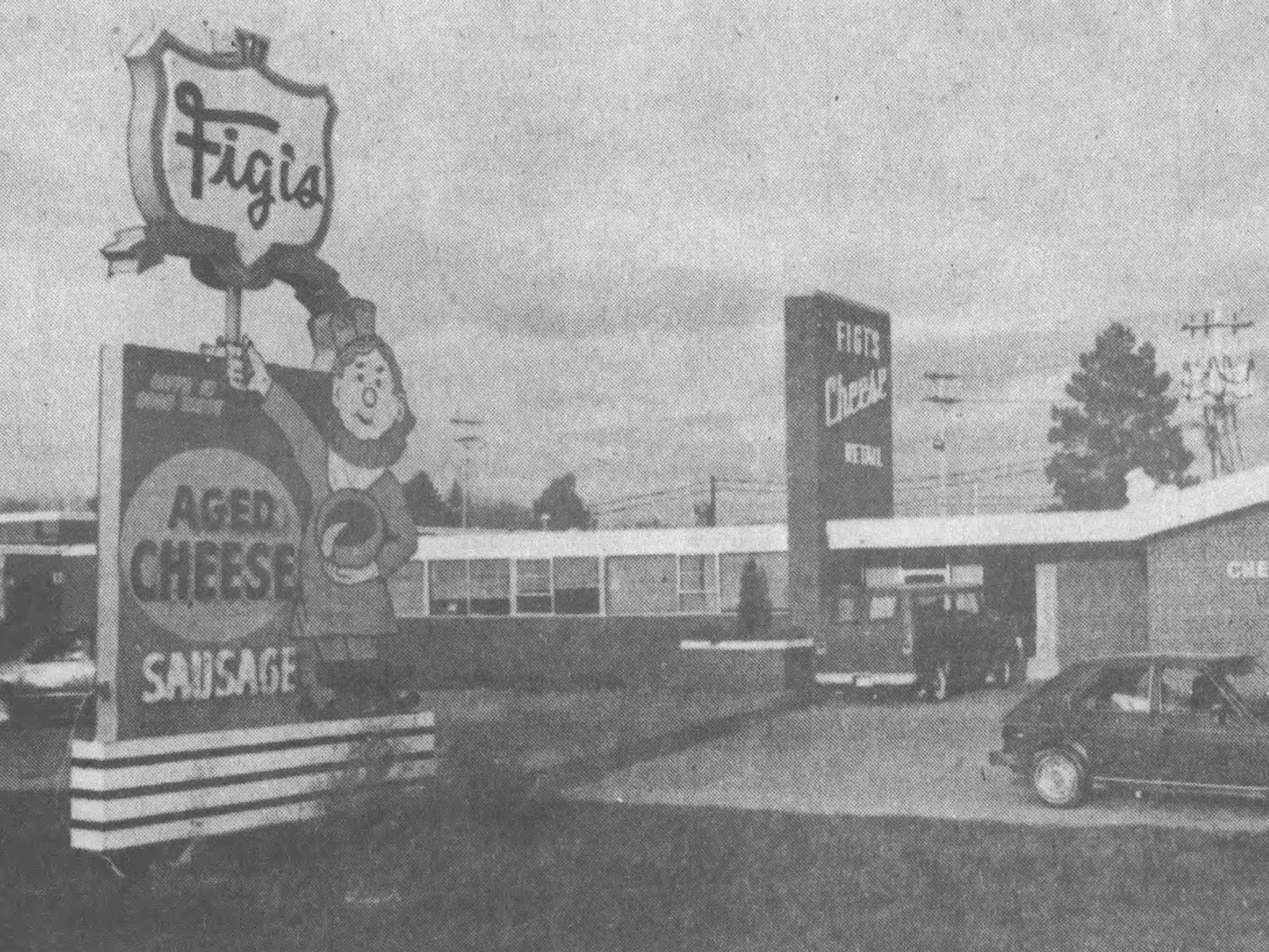 The Figi's Retail Store, 2525 S. Roddis Ave., in Marshfield, in a Nov. 8, 1986, photo.