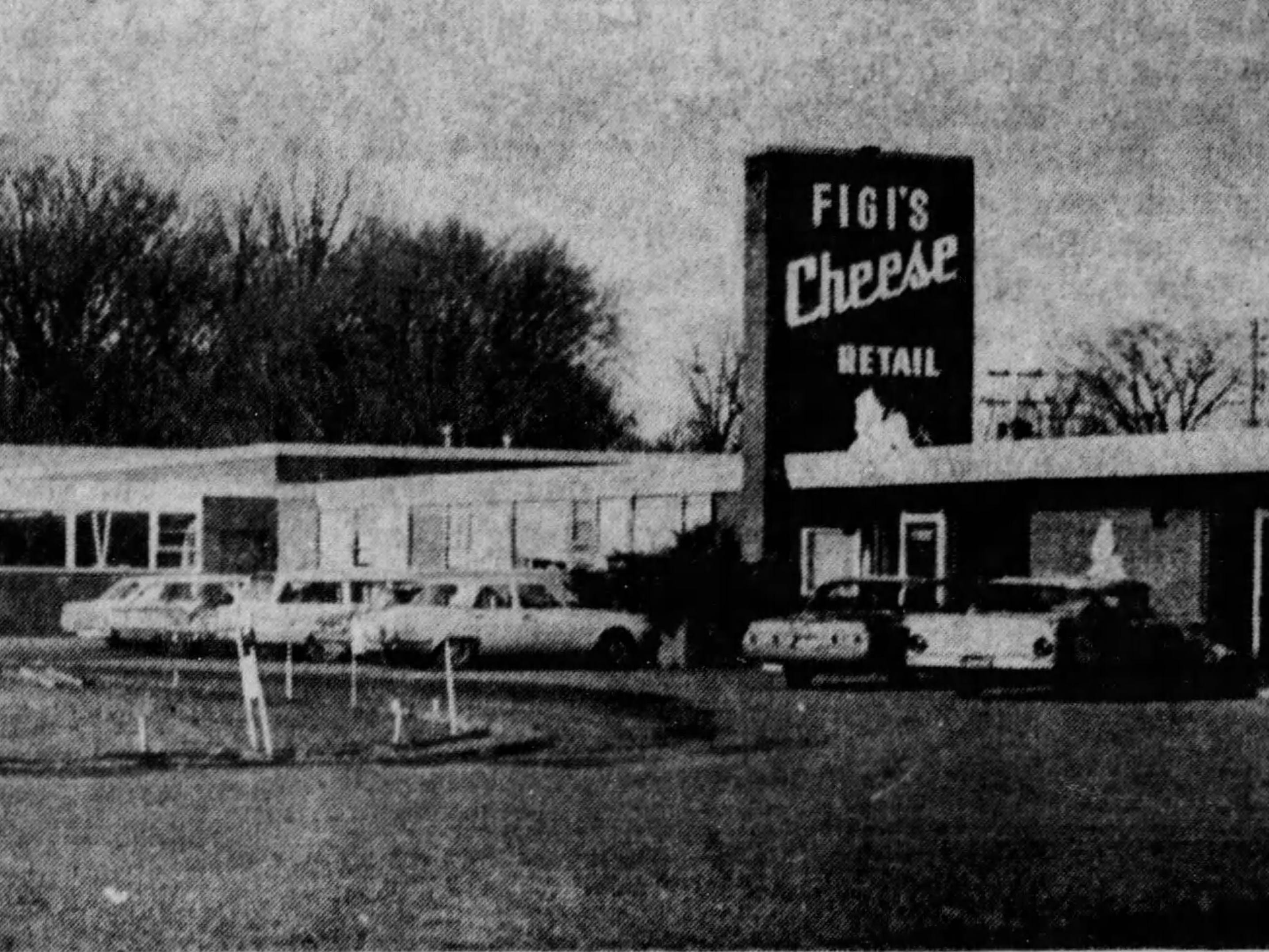 The Figi's Retail Store, 2525 Roddis Ave. in Marshfield, in an undated photo. The store opened in the location in 1954.
