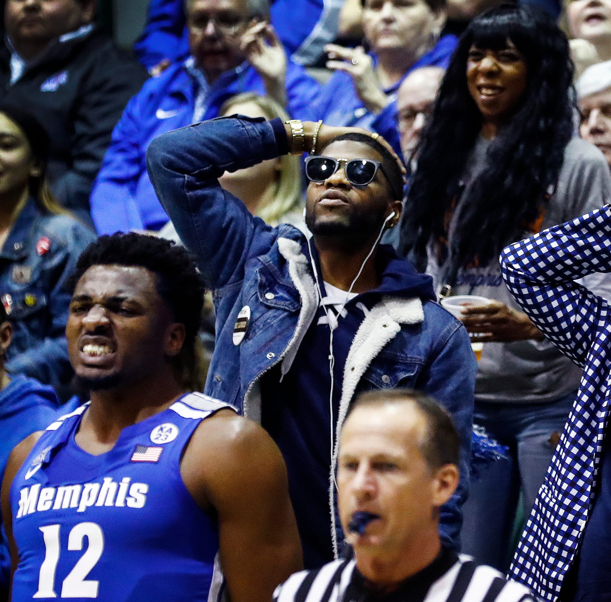 Sparse crowd at Tulane gives Memphis basketball unique road experience