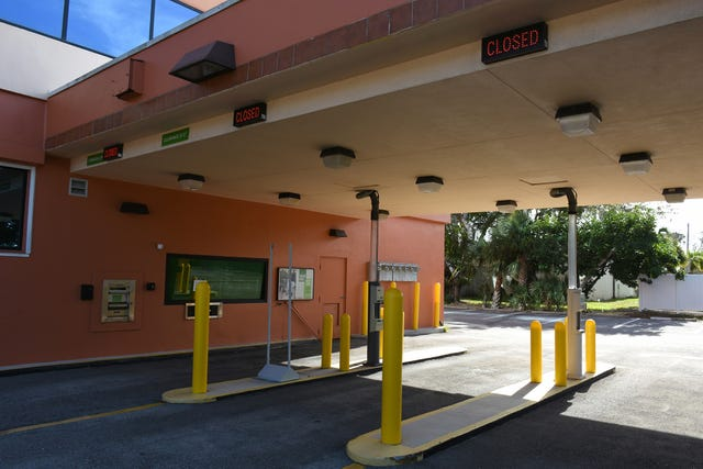 Regions closes Marco drive-through