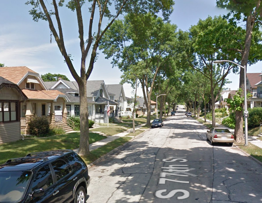 In the 2000 block of South 77th Street, a man, 36, was robbed as he walked home at 6 p.m. Monday, Jan. 7. The robber, believed to be in his mid-20s, approached him on a bicycle.