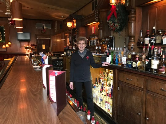 After over 50 years, guests at Max Meier's Hartland Inn can still find the friendly face of Margrit greeting them behind the bar.