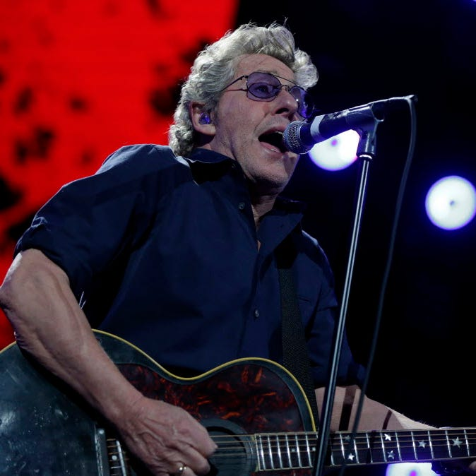 It's official: The Who will play Wisconsin's historic Alpine Valley Music Theatre Sept. 8