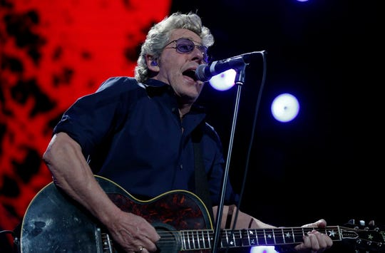 "The Who will play Alpine Valley Music Theatre for the first time in 30 years Sept. 8 as part of its ""Moving On! Tour"" with a full symphony."