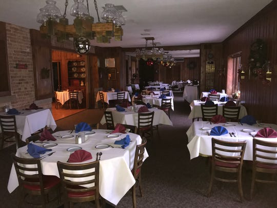 The Hartland Inn has remained much the same throughout its long history, although Max and Margrit did oversee a number of renovations in 1980, including the addition of the southern dining room.