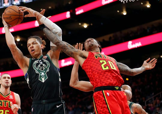 Bucks forward D.J. Wilson has benefited from three assignments with the Wisconsin Herd and mentorship from the Bucks and Herd coaching staffs, averaging more minutes with the NBA since his last assignment.