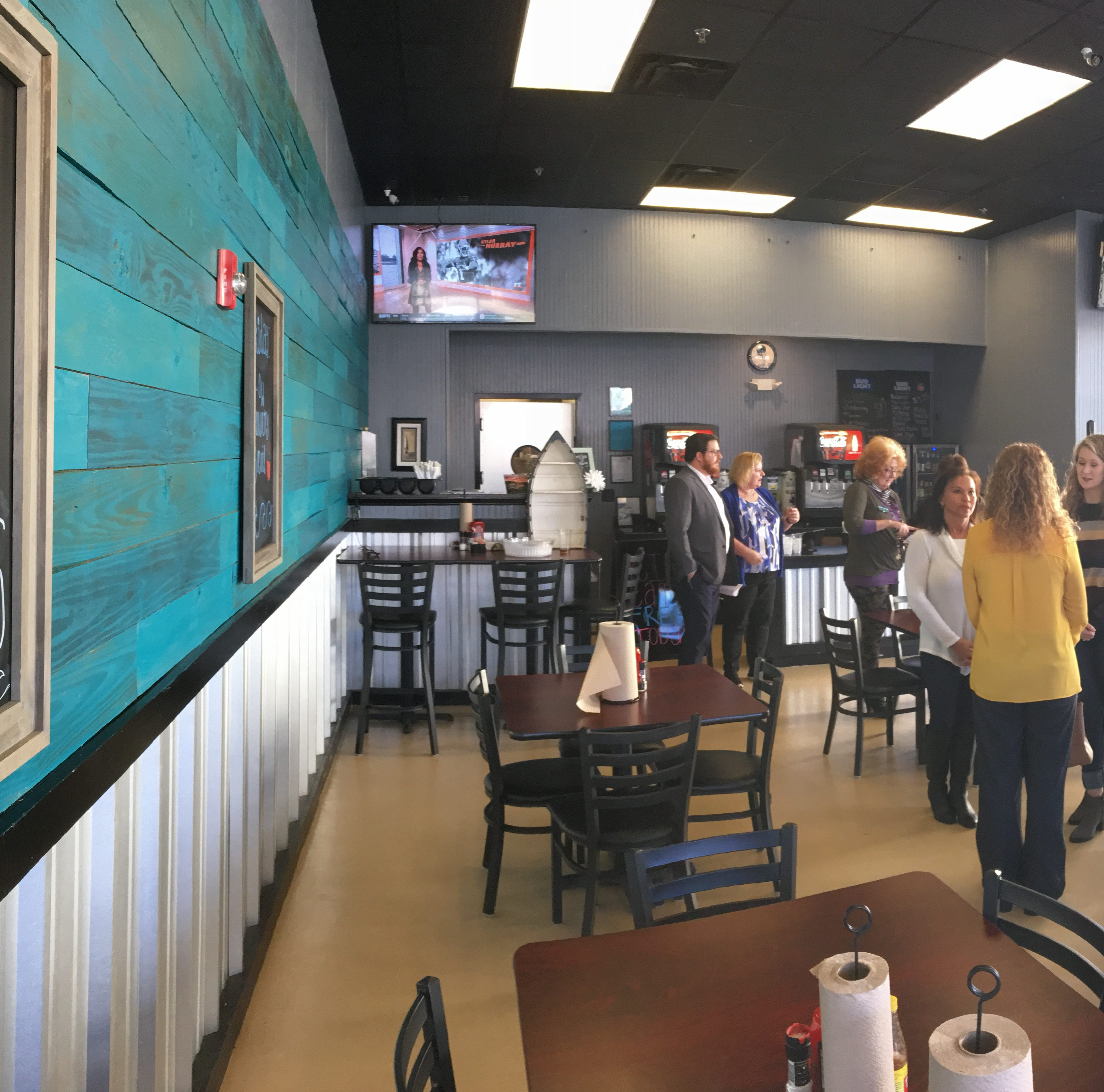 As Wharf Casual Seafood sets sail in Prattville, Mahi Mike's comes ashore