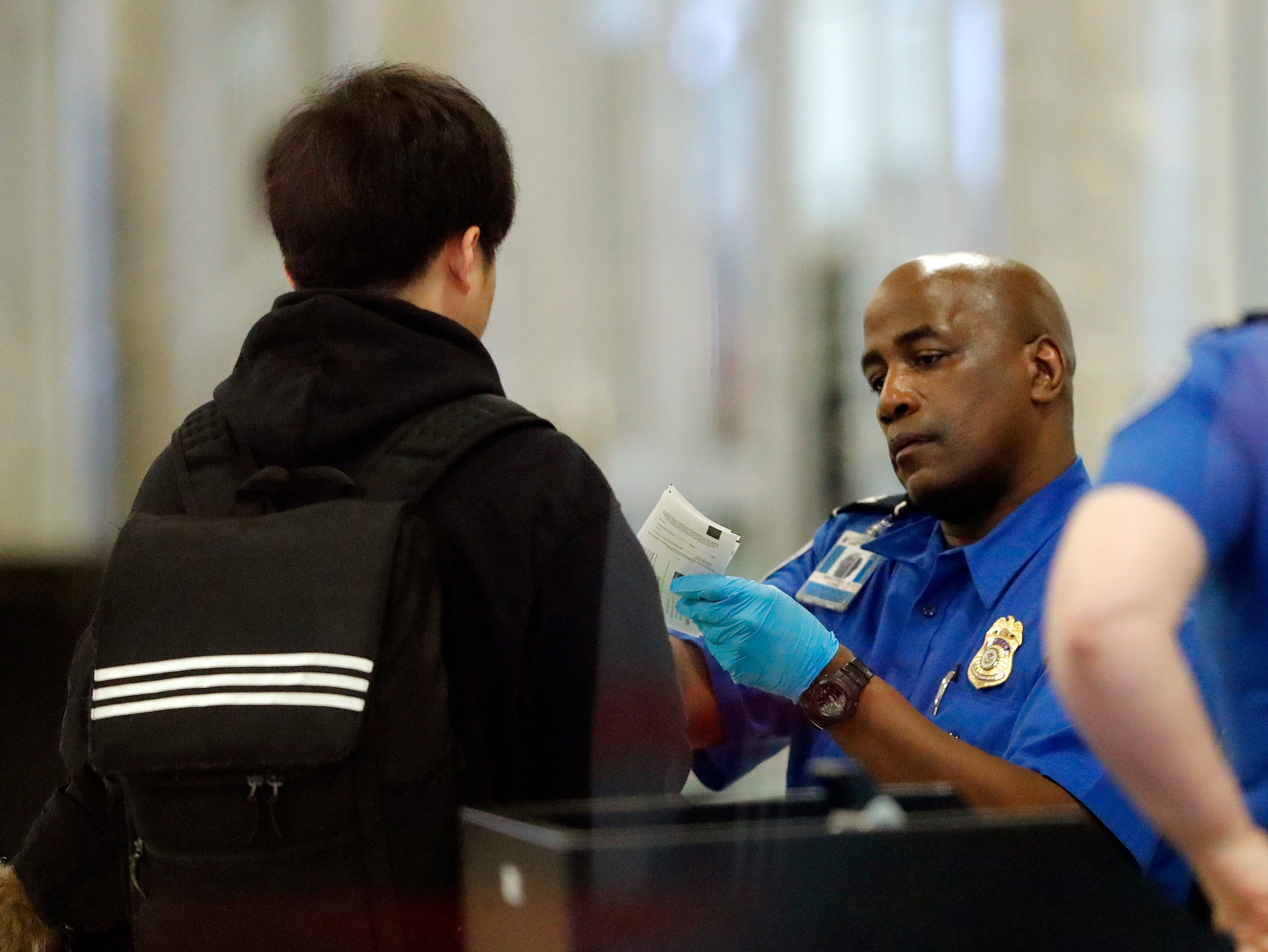If you're flying out of Atlanta, expect longer checkpoint waits