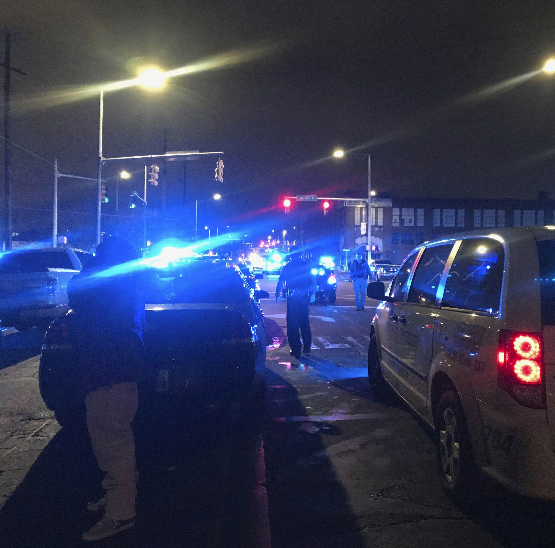 2 in custody after Birmingham officer shot, killed
