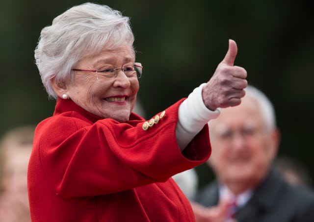 Alabama Gov. Kay Ivey Approved 0 Million In Wuhan Virus Funds Be Used For New Prisons