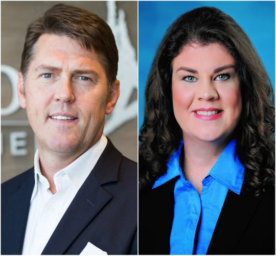 Sens. Shane Reeves and Dawn White, both of Murfreesboro, were elected to leadership positions on various committees.