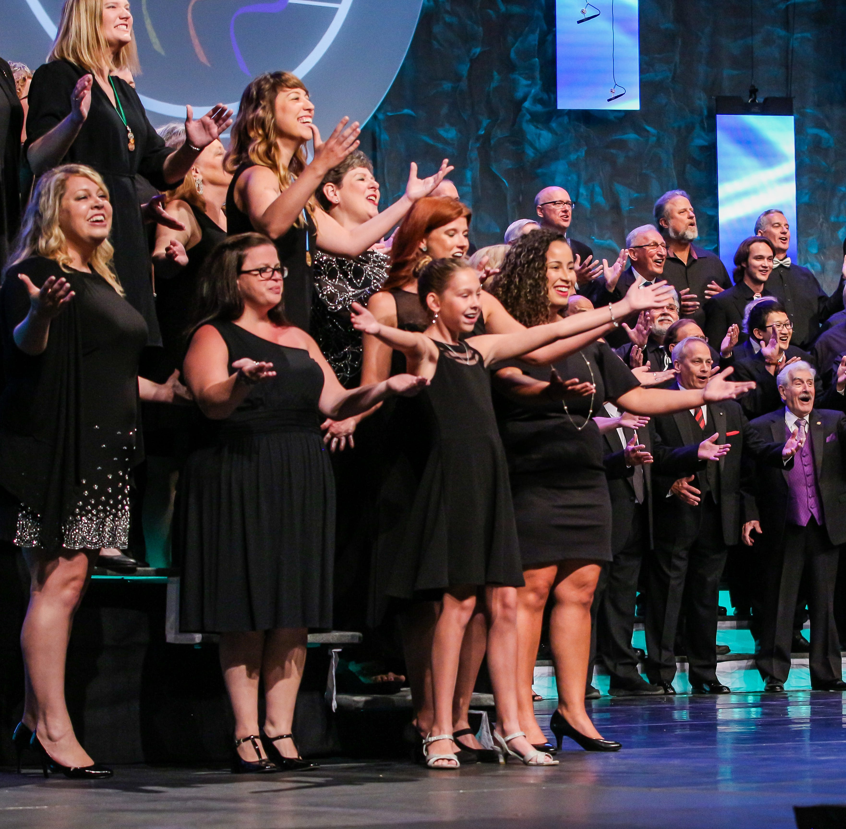 The Barbershop Harmony Society is embracing big changes