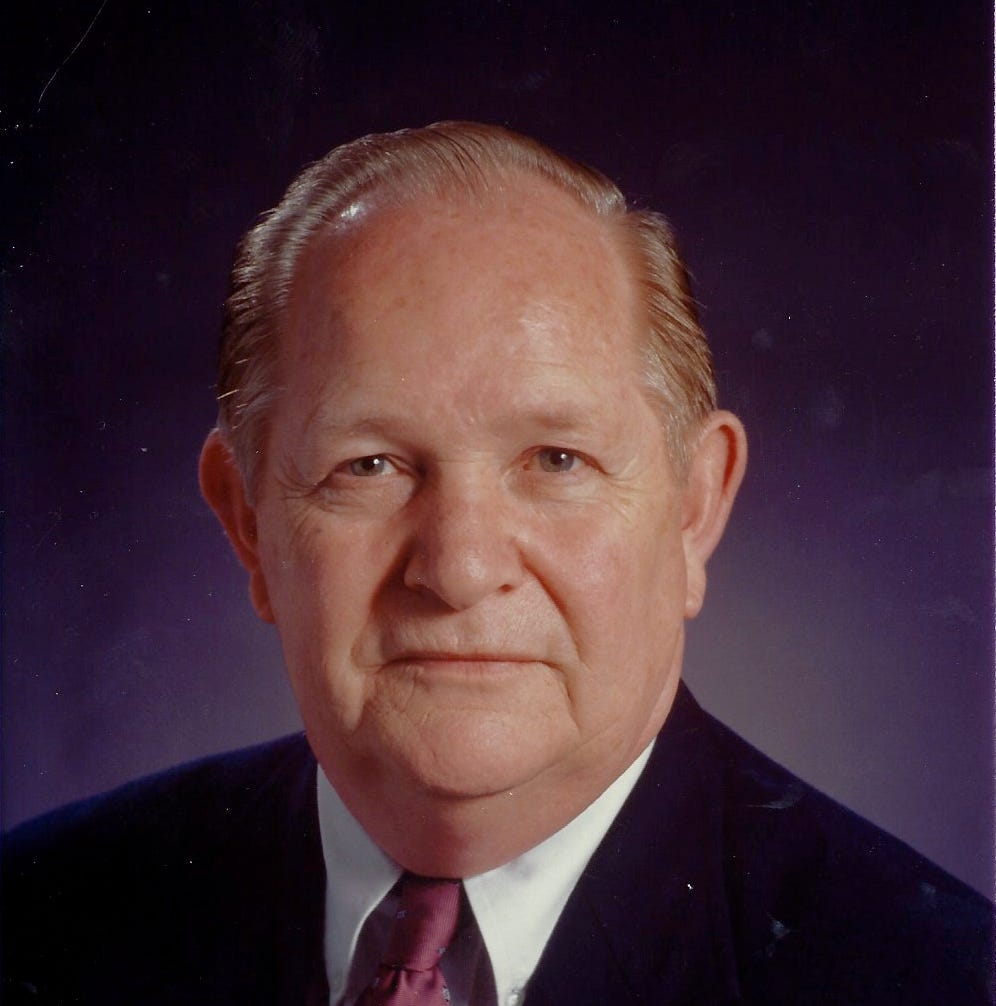 Retired leader of NCH Healthcare System for 34 years dies at 86